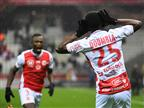 ניצחון לריימס בשבת נטולת כדורגל בצרפת (getty)