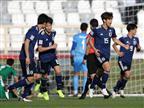 יפן פתחה את הטורניר עם 2:3 על טורקמניסטן