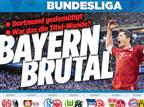 """""""באיירן האכזרית"""": גרמניה בטירוף מה-0:5"""