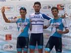 גיא שגיב הוכתר לאלוף ישראל באופני כביש