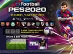 הדמו של PES 2020 ישוחרר ב-30.7