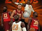 חידוש ב-NBA 2K20: חמישיות העשור