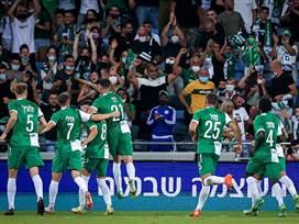 """אצילי שוב הבריק, 0:2 למכבי חיפה על פ""""ת"""