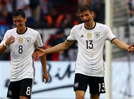 מוכנה, בערך: ניצחון לגרמניה לפני היורו