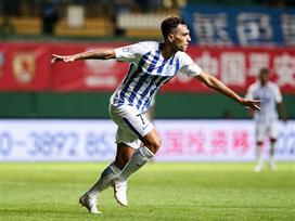 זהבי חזר לכבוש, גוואנגז'ו גברה 0:2 על טיאנג'ין
