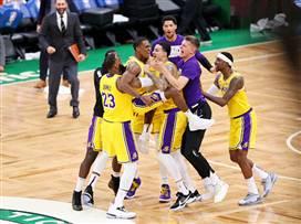 מהלכי החצי הראשון של העונה ב-NBA