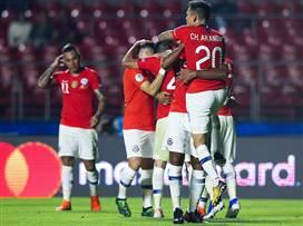 ניצחון מוחץ: צ'ילה הביסה 0:4 את יפן