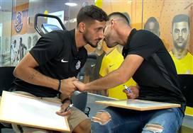 ראש בראש: גורדנה ויחזקאל בטיפול זוגי