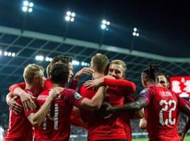 אוסטריה שנייה אחרי 0:1 על סלובניה