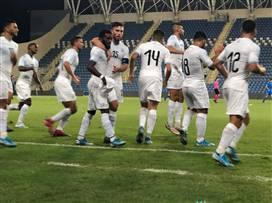 סימנה וי: 1:3 לנבחרת הצעירה מול איי פארו