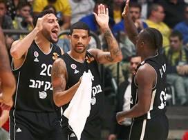 שמח במלחה: הפועל ירושלים חגגה גביע נוסף