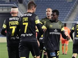 2 דק' הספיקו: שועה העלה את חיפה לרבע