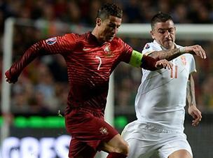 שער נדיר למאטיץ', אך פורטוגל ניצחה