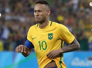 עכשיו טוב: ניימאר סידר זהב לברזיל