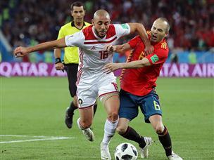 ספרד סיימה ראשונה אחרי 2:2 מול מרוקו