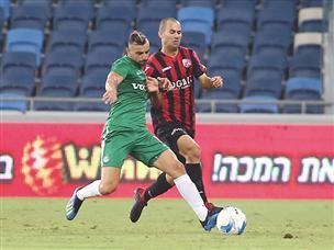 2:3 למכבי חיפה בדרבי בדרך לגמר גביע הטוטו