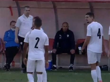 צפו: רק 1:1 לנבחרת הצעירה בצפון מקדוניה