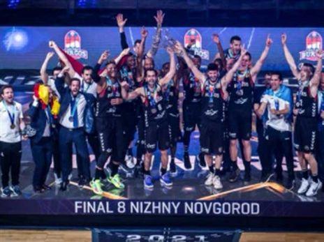 היסטוריה: בורגוס זכתה שוב בליגת האלופות