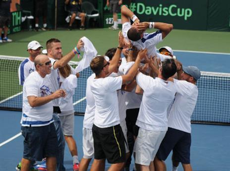 חגיגה לעיניים (איגוד הטניס)