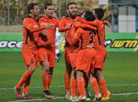 עוד ניצחון לבני יהודה בדרך לליגת העל (צילום: אבי רביבו, באדיבות אתר BEST-BALL)