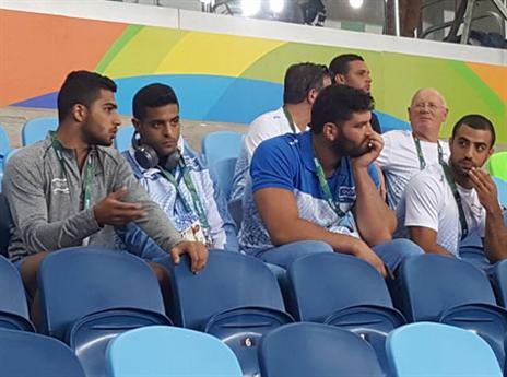 חבריה לנבחרת של ראשוני התאכזבו (הוועד האולימפי)