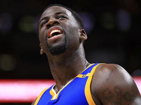 כל עוד גרין עסוק בכדורסל, הוא יכול לסחוב את הווריירס עד הסוף (getty)
