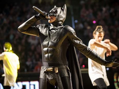 סטטיק סיפק את הסחורה עם תחופשת באטמן (מנהלת הליגה)