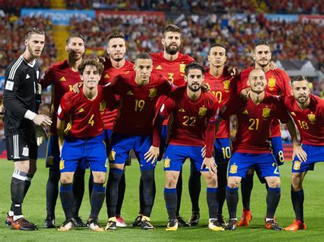 איך ההרכב של ספרד ייראה? (GETTY)