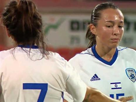 לא נעים: נבחרת הנשים ספגה 6:0 מאוסטריה