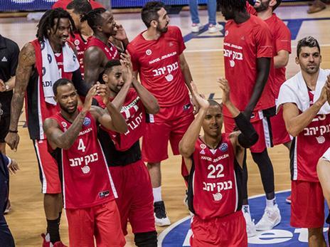 """""""יש פה פוטנציאל"""". אליהו אופטימי (FIBA)"""