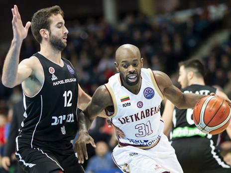אוחיון. ירושלים טיילה בליטא (FIBA)