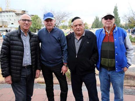 בכירי עולם הכדורגל חלקו כבוד אחרון (אודי ציטיאט)
