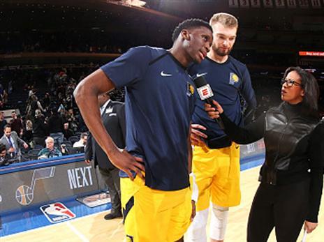 אינדי מול שארלוט ב-NBA Sundays הקרוב