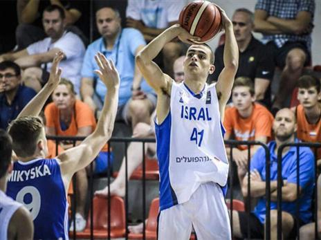 מדר הצטרף לסגל המורחב של נבחרת ישראל