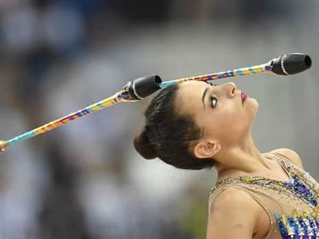 ציון גבוה מאד גם באלות (צילום: עמית שיסל, באדיבות הוועד האולימפי בישראל)