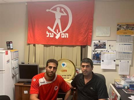 חיזוק לאלופה: ניבו לוי חתם בהפועל אשדוד