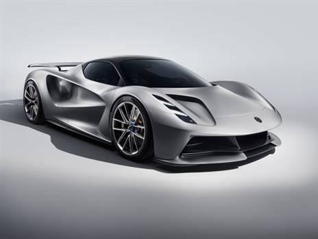 הוצגה המכונית הסדרתית החזקה ביותר בעולם