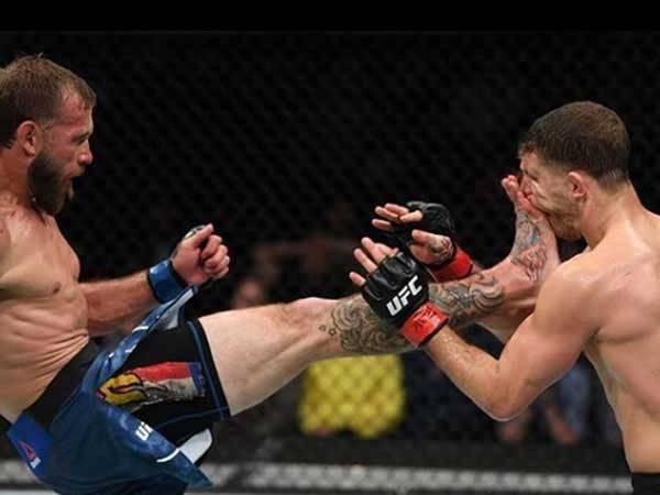 (UFC, האתר הרשמי)