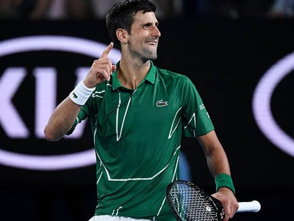 הטניסאי הטוב בעולם, ג'וקוביץ' (getty)