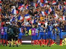צפו בחגיגות של הצרפתים