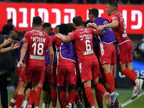 <STRONG>צפו בשער של עומרי אלטמן שהעלה את הפועל תל אביב ליתרון בגמר גביע המדינה</STRONG>