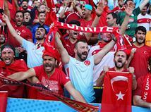 בהחלט מרגישים את העידוד של הטורקים (getty)
