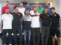 לפני המשחק נערך טקס הגאלה החגיגי לפתיחת העונה, בו לקחו חלק שחקני הקבוצות בליגת העל (צילום: אלן שיבר)