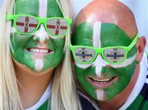 צבע יש לנו בשפע באיצטדיון בניס, נקווה שגם הכדורגל יהיה בהתאם (gettyimages)