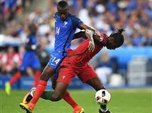 תוכנית המשחק של פורטוגל עובדת בצורה מושלמת. צרפת מתקשה מאוד לפצח את הגנת הסלסאו