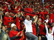 הקהל האלבני יחייך גם בסיום? (getty)