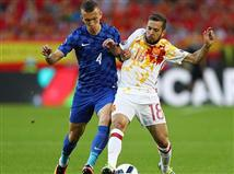 <STRONG>המחצית השניה יצאה לדרך!</STRONG> מי תימנע ממפגש עם איטליה? (Getty)