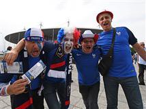 <STRONG>כשעה למשחק, זה זמן טוב לקצת טריוויה</STRONG>: מי מלך השערים של נבחרת צרפת בכל הזמנים? (Getty)