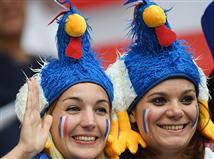 התרנגולות שולטות בצרפת (Getty)