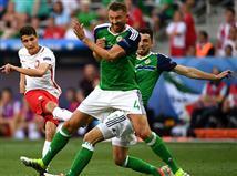 פולין מחפשת את השער השני שיכריע את המשחק (gettyimages)